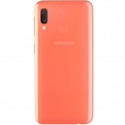 """Movil Samsung Galaxy A20E 5.8"""" 3gb Ram 32gb 13/5mp + 8mp Coral"""