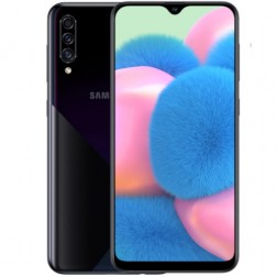"Movil Samsung A30s Sm-A307fzkvphe 6,4"" 4gb Ram+ 64gb Negro"