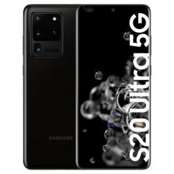 "Movil Samsung Galaxy S20 Ultra 6.9"" 5g 12gb 128gb 3 Camaras Negro"