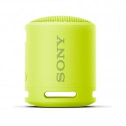 Altavoz Port. Sony Srs-Xb13y Extra Bass Bluetooth Amarillo Lima