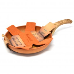 Sarten Amercook Ter0120 Terracotta Induccion 20cm