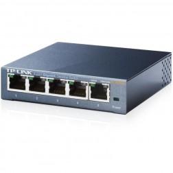 Switch Tp-Link Tl-Sg105 5 Ports Rj45 10/100/1000 Deteccion Automatica