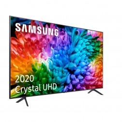 Tv 75 Samsung Ue75tu7105 Cristal Uhd  Hdr 10+
