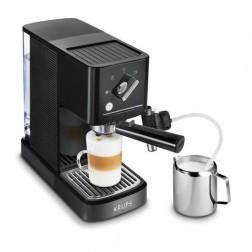 Cafetera Express Krups Xp345810 Calvi Latte Negra