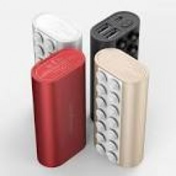 Bateria Externa Portatil Xoopar 10400mah Plata