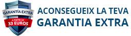 Aconsegueix la teva garantia adicional