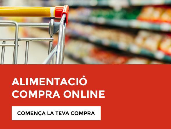 Alimentació. Compra Online